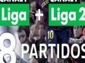 Confirma DIGITAL+ inicio final CANAL+ LIGA-2