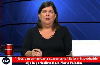 POSIBLE CUARENTENA POR CRECIMIENTO DEL COVID-19...