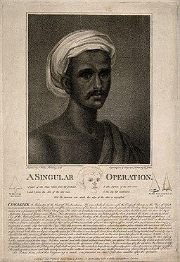 Súsruta, el padre de la cirugía plástica