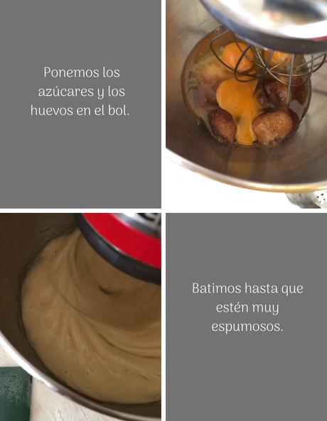preparacion-bizcocho-sencillo-de-limon-y-arandanos-con-yogur