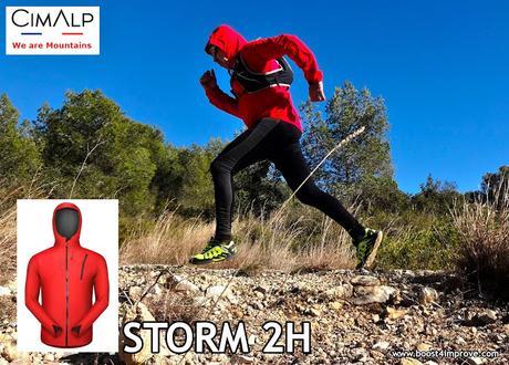 CimAlp - Chaqueta Storm 2H
