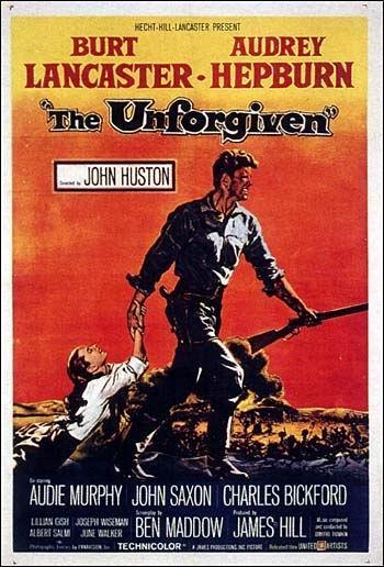 LOS QUE NO PERDONAN - John Huston