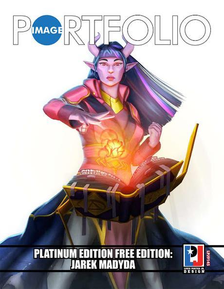 Image Portfolio Platinum Free Edition, de LPJ Design