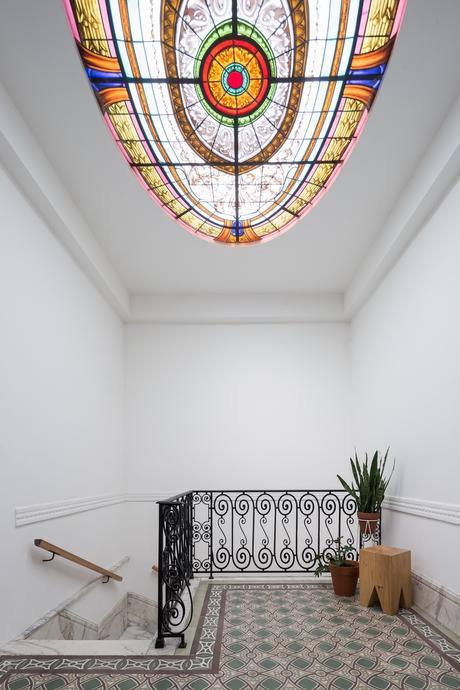 Reciclaje Casa Zudáñez, Montevideo / Arq. Matías de los Campos