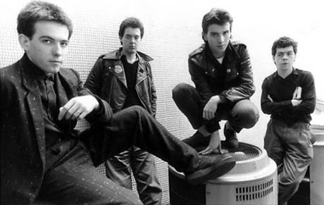 The Cure -Sensaciones magicas -Rock Espezial 3 - Noviembre 1981
