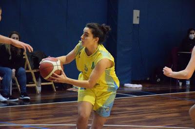Galería de clics del Basket Almeda-CB Andratx (Liga Femenina 2)