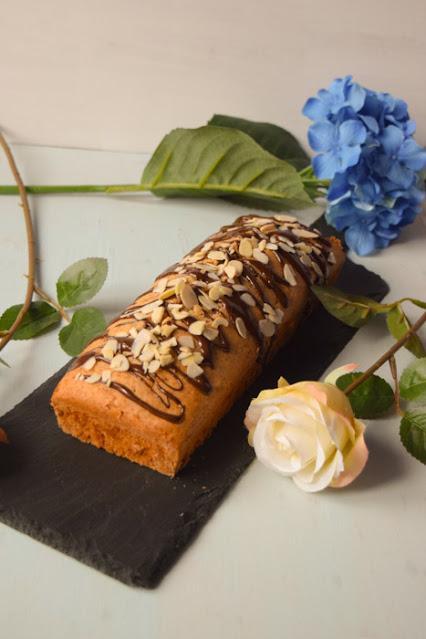 Bizcocho Vegano de Almendra y Chocolate