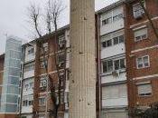 misteriosas columnas Madrid