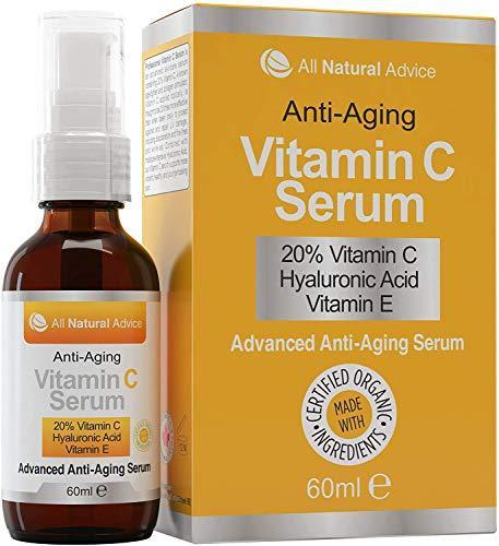 Sérum 20% Vitamina C • Orgánico • 60 ml •...