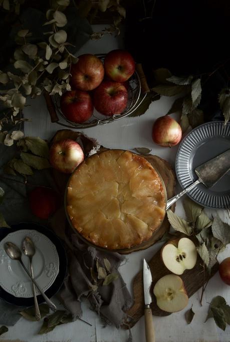 bizcocho-sencillo-de-manzana-caramelizada
