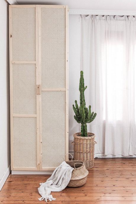 DIY con cannage o muebles de rejilla_12