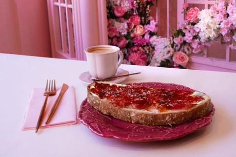 Coco Mocca: cafetería-pastelería