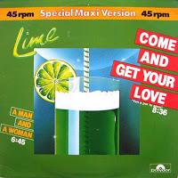 LIME - COMO AND GET YOUR LOVE