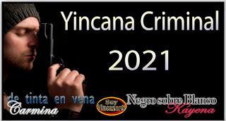 RESUMEN DE ENERO: YINCANA CRIMINAL 2021