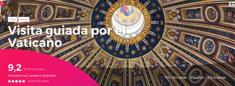 Guía definitiva para visitar los Museos del Vaticano