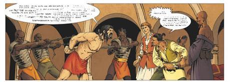 El cimmerio Conan es un bárbaro liberal
