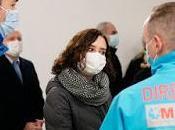 """""""oscura, irregular irresponsable"""" gestión pandemia parte Gobierno Isabel Díaz-Ayuso."""