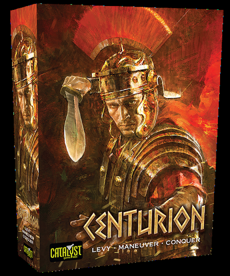 Centurion, de Catalyst Game Lab, en Kickstarter