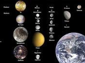 satélites naturales artificiales