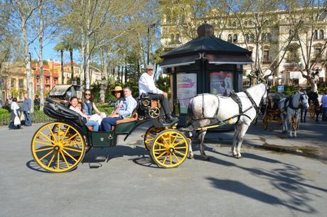 Sevilla en foto