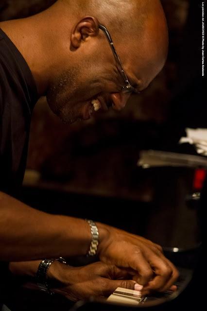 FOTO-Los pianistas del JAMBOREE-ORRIN EVANS