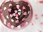 Bizcochos chocolate cerezas almíbar