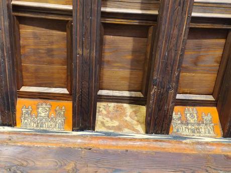 Las pinturas medievales de Santa María la Antigua