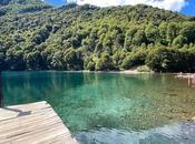 Lago Hermoso viaje tiempo real)
