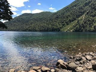 Lago Hermoso (Un viaje en tiempo real)