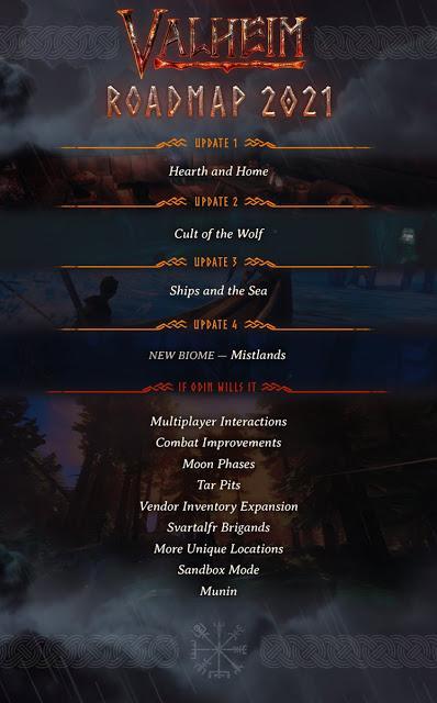 Valheim, el videojuego de supervivencia vikinga que promete aventura intensa