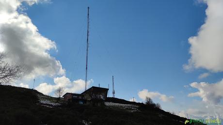 Construcciones en el Pico la Grandota