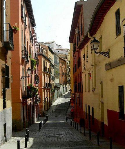 La huella de Luis Candelas en Madrid