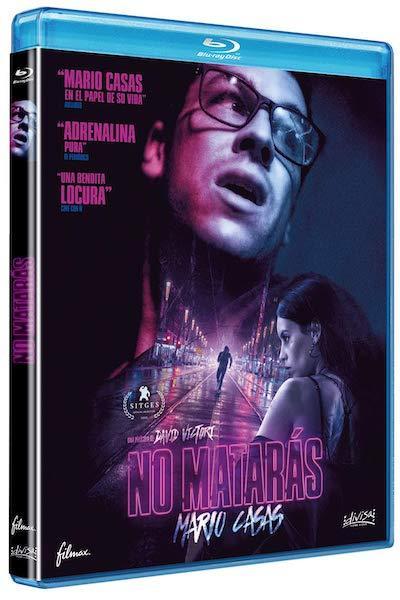 """Novedades en Blu-Ray para febrero: """"Antidisturbios"""", """"No matarás"""", """"Falling"""", """"Emma"""" y más…"""