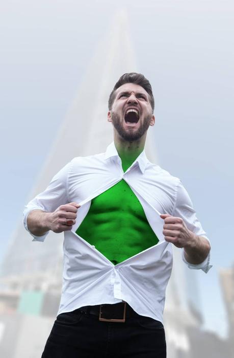 DIY 10 Disfraces de superhéroes y superheroínas caseros_8