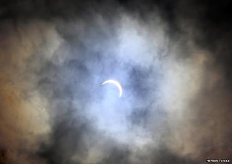 Eclipse total de Sol del 14 de diciembre de  2020