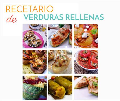 Ricas recetas de verduras rellenas