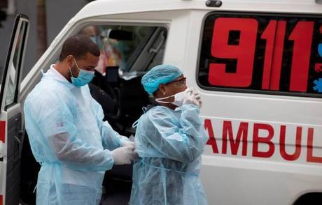 Siguen muy altos registros de casos de coronavirus en República dominicana.