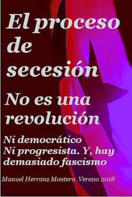 El proceso de secesión: (III) No es revolucionario