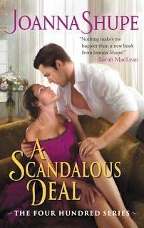 A scandalous deal de Joanna Shupe
