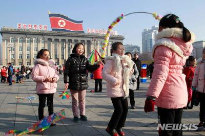 Curiosidades del Año Nuevo Lunar en Corea del Norte