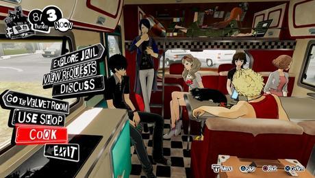 Persona 5 Strikers prepara su lanzamiento con un nuevo trailer