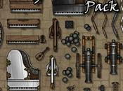 Dungeon Decor Pack ForgottenAdventures