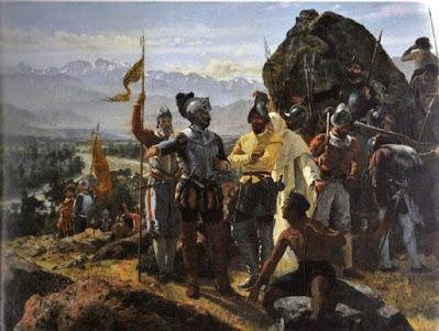 Pedro de Valdivia y la conquista de Chile ( y II)