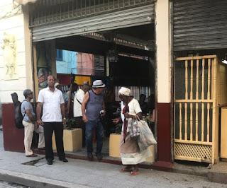 La Habana. Cuba. Diciembre 2016