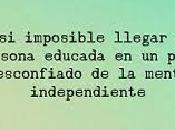 Impopular, Mente Independiente