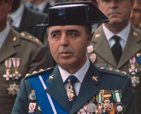 La guerra contra Eta: Gen. Rodriguez Galindo.