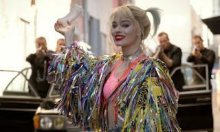 Aves de Presa Espectacular Margot Robbie