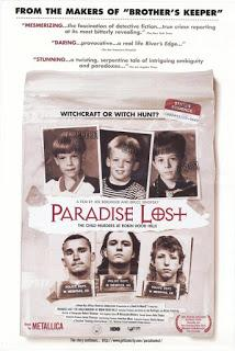 «PARADISE LOST: THE CHILD MURDERS AT ROBIN HOOD HILLS» (1996) - JOE BERLINGER, BRUCE SINOFSKY