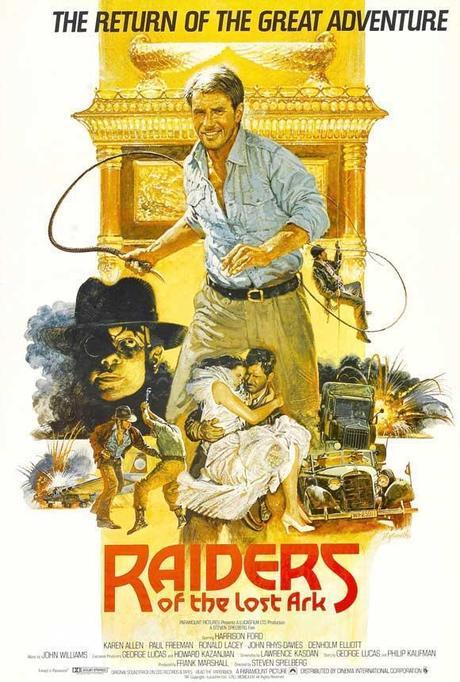 INDIANA JONES: EN BUSCA DEL ARCA PERDIDA - Steven Spielberg