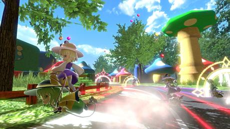 Las carreras de Gensou Skydrift llegarán a PS4 y PS5
